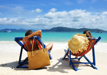 Enjoy a beach holiday when you are your own boss with a profitable home based business in Australia